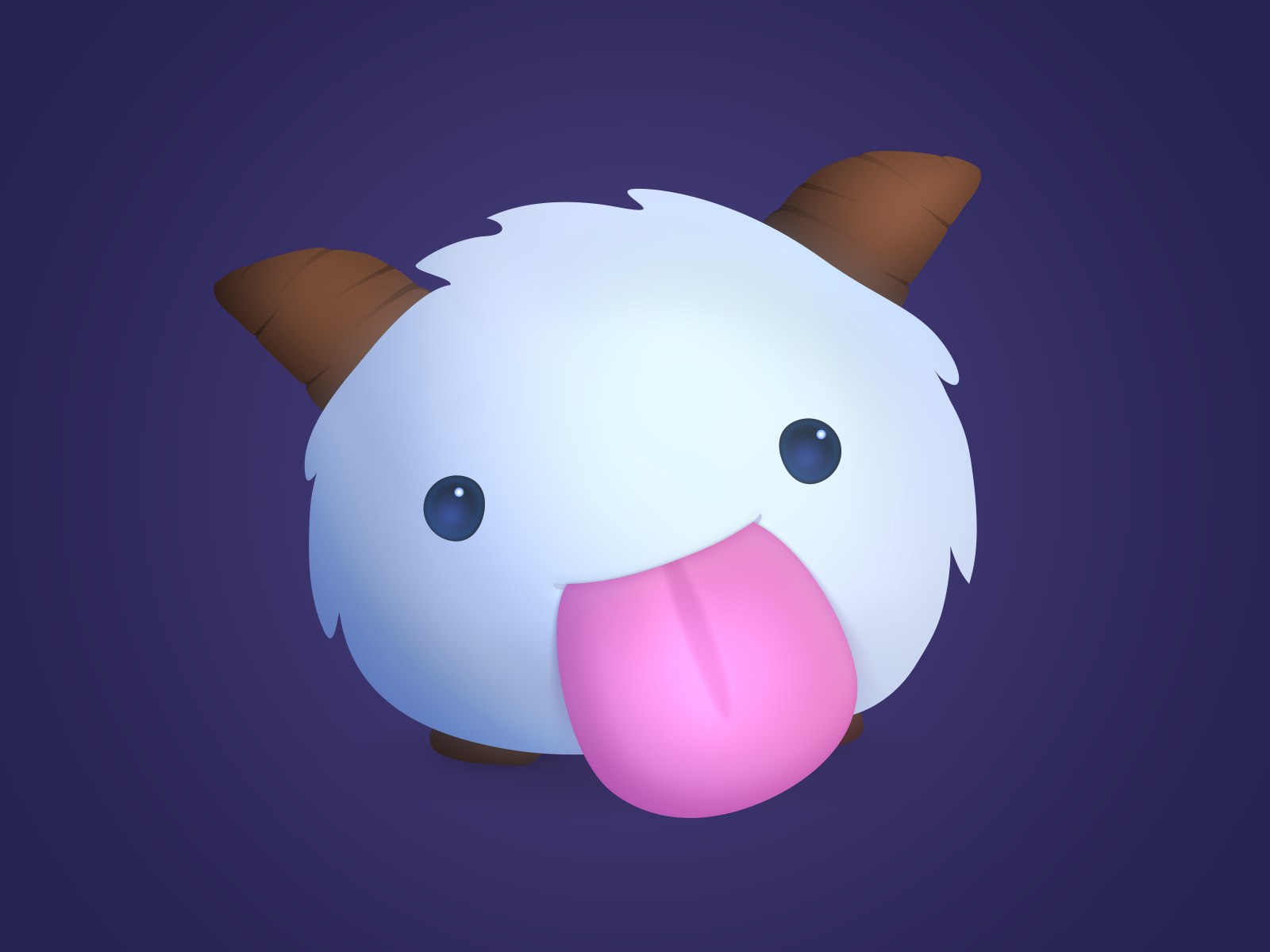 League of Legends Poro – Ernest Liu